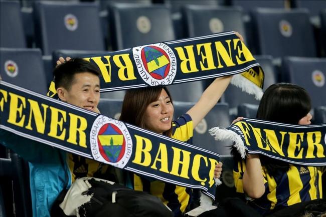 Fenerbahçe-Kasımpaşa maçından kareler