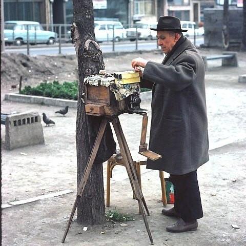 İstanbul'un eski fotoğrafları!