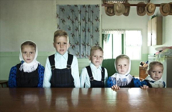 Mennonitler'in gizli yaşamı