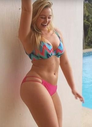 Instagram'in son fenomeni Iskra Lawrence