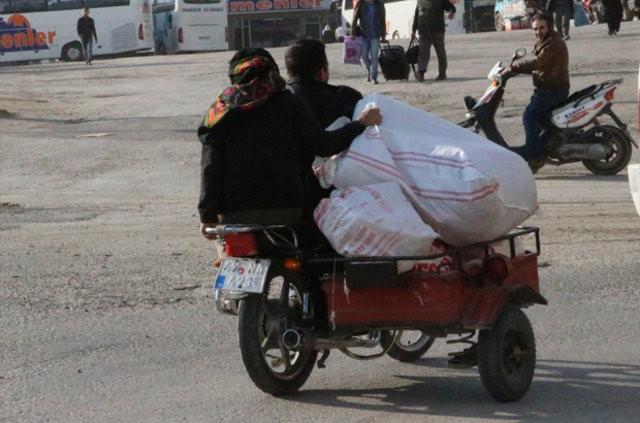 Nusaybin'de göç başladı !
