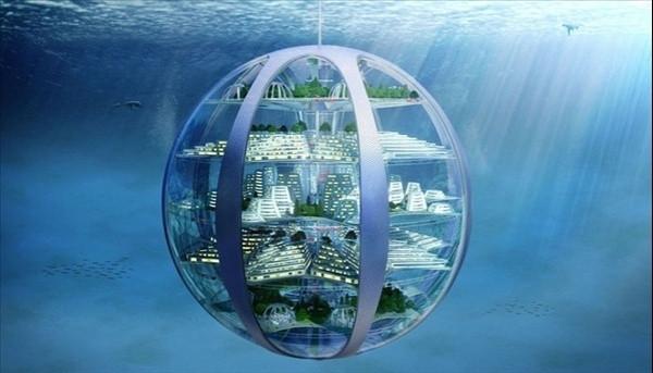 Geleceğin taşıtları ve evleri