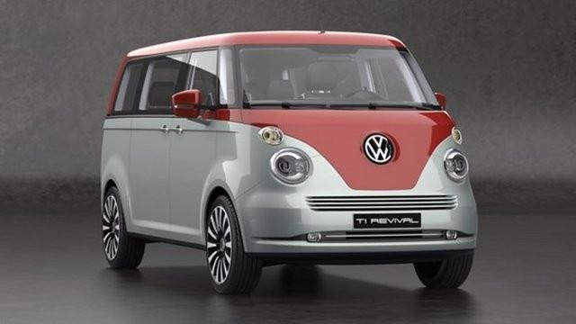 Efsane geri dönüyor: Volkswagen T1