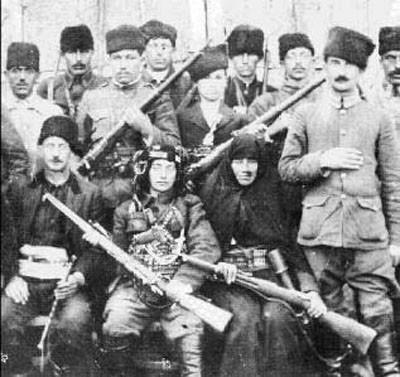 Savaşın görünmeyen kahramanları