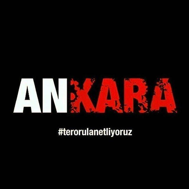 Ankara'daki terör saldırısına ünlü isimlerden tepki