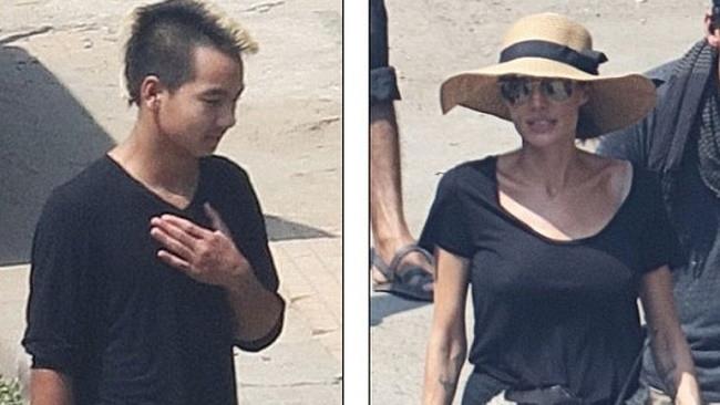 Angelina Jolie: ''Hiç çocuğum olsun istememiştim''