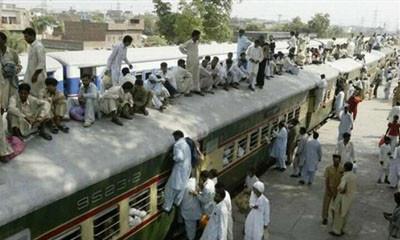 Trene böyle binilir