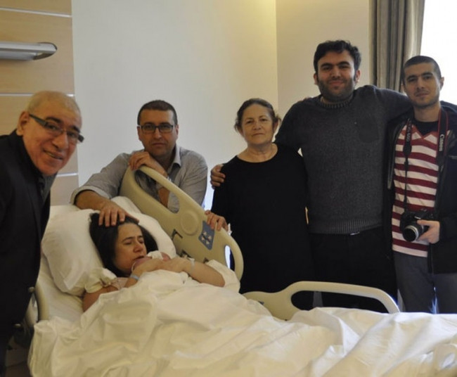 İlyas Salman'ın torununun ismi Gezi
