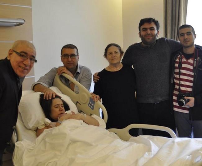 İlyas Salman torununun ismini Gezi koydu