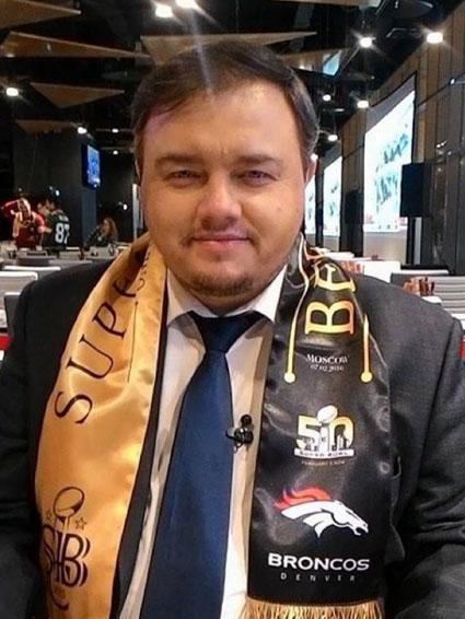 Roman Burtsev Rus Leonardo