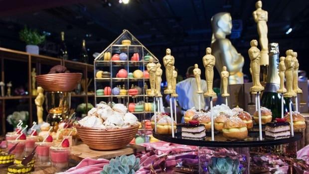 2016 Oscar Ödülleri gecesinde kuş sütü bile eksik değil
