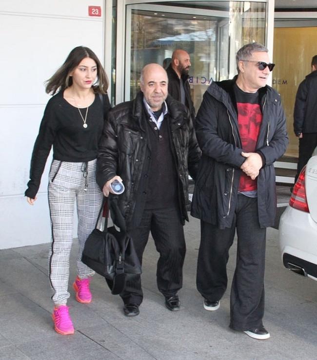 Mehmet Ali Erbil: ''Öküz gribi olmuşum''