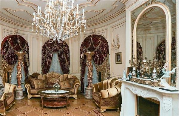 Başsavcının milyon dolarlık evi