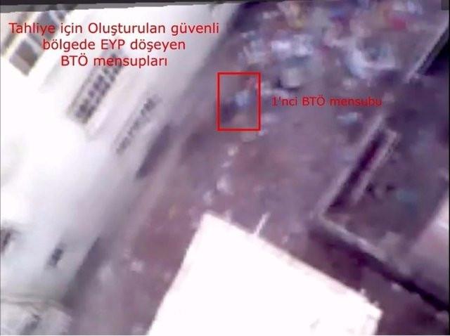 Valilik açıkladı: Sur'da açılan koridora patlayıcı döşediler