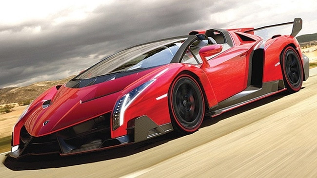 Gezegenin en hızlı otomobilleri