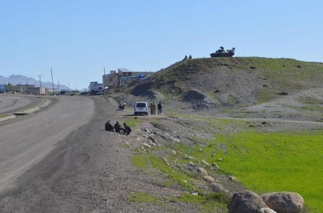 Şırnak'ta askerin dikkati faciayı önledi