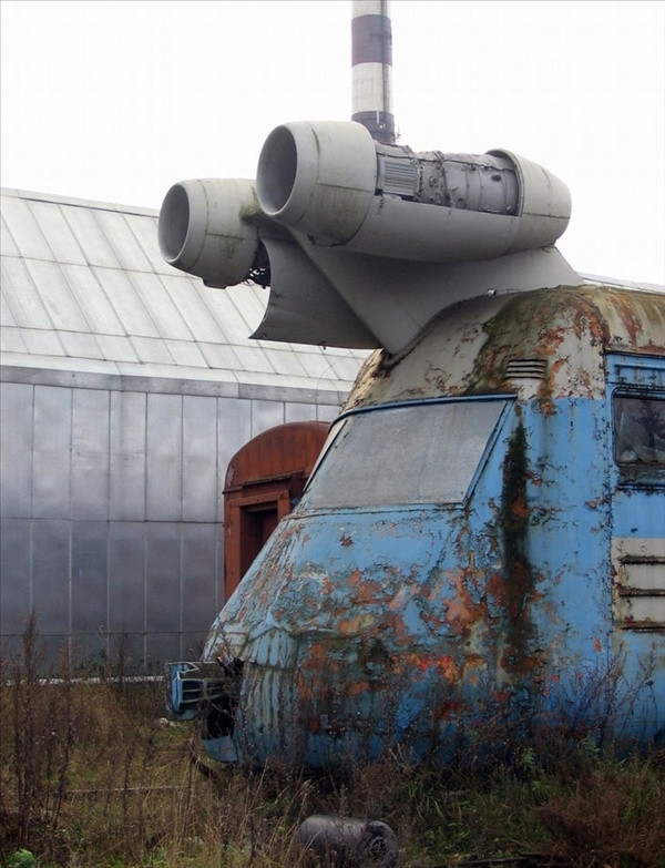 Sovyetler'in gizli projeleri