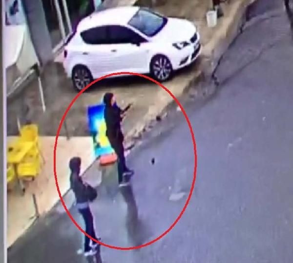 Bayrampaşa Çevik Kuvvet'e saldırı düzenlendi
