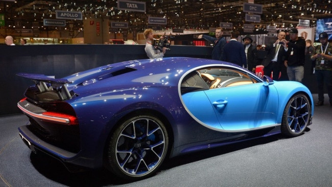 Dünyanın en hızlı otomobili