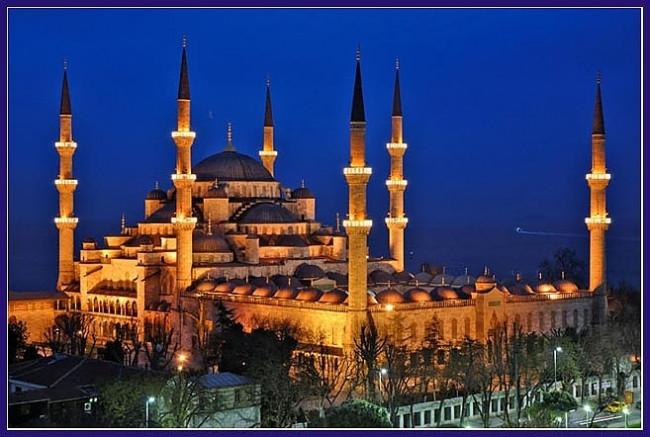 Dünyanın en güzel 40 camii
