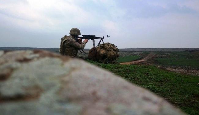 İki ilçede 300 komando, 100 korucuyla operasyon
