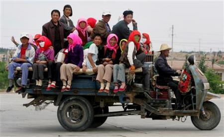 Çin işçileri