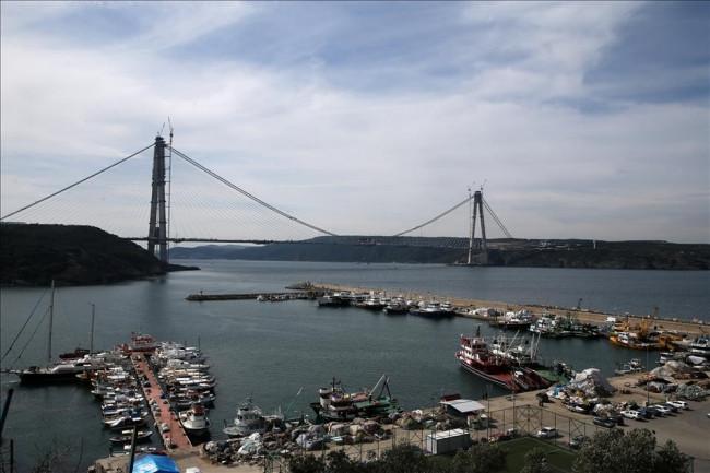 3.Köprü bugün bitiyor!