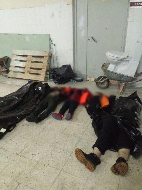 Mülteci dramının en acı fotoğrafı !