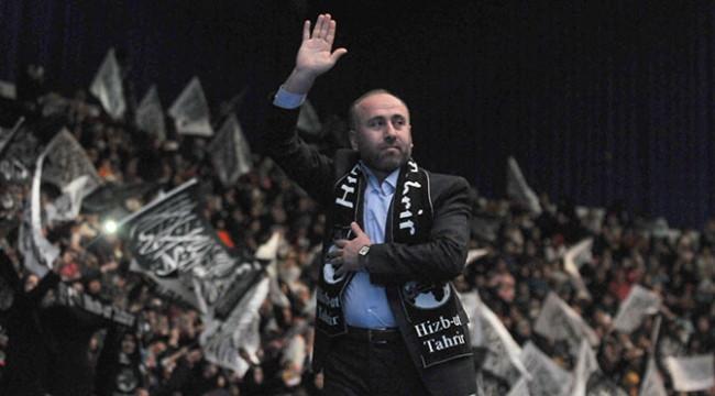 Hilafet isteyenler Ankara'nın göbeğinde gösteri yaptı