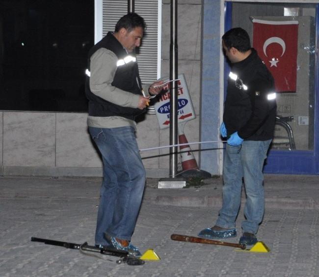 Aksaray'da silahlar konuştu: 2 ölü, 6 yaralı