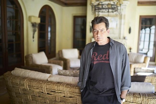 Charlie Sheen nafakayı düşürmek istiyor