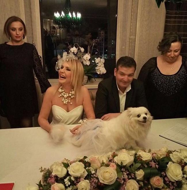 Seda Akgül ve Avram Habib evlendi