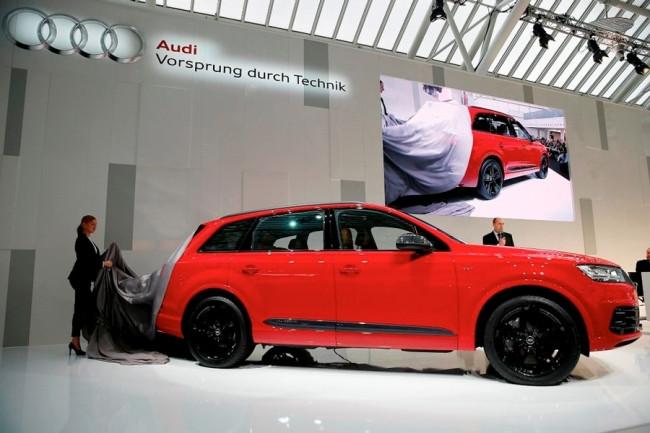 İşte yeni Audi SQ7 TDI !