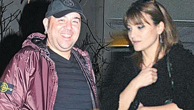 Ata Demirer'in yeni sevgilisi mi ?