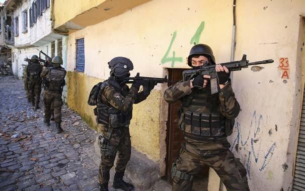Sur'daki operasyonlar sona erdi