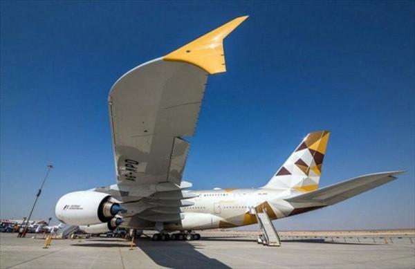 5 yıldızlı otel gibi uçak !