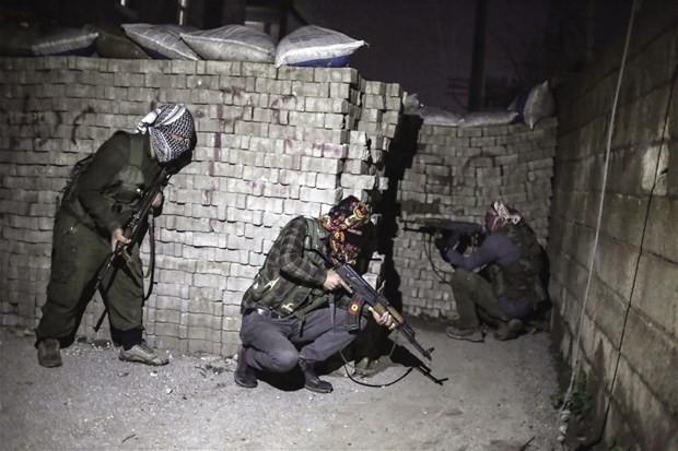 Fransız haber ajansı PKK'lı teröristleri görüntüledi !