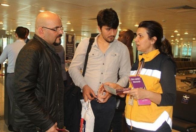 Atatürk Havalimanı'ndan virüs alarmı