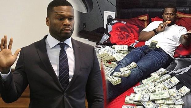 50 Cent'ten seks kasedi savunması