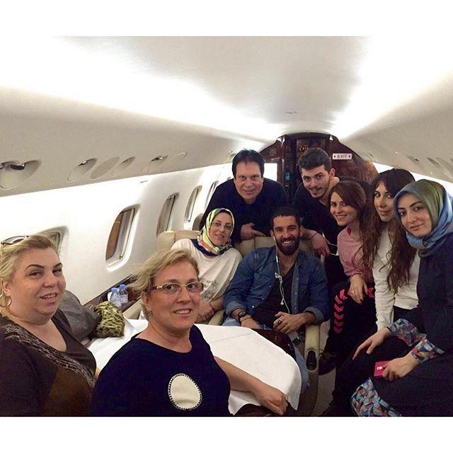 Instagram'da ünlüler 11 Mart 2016