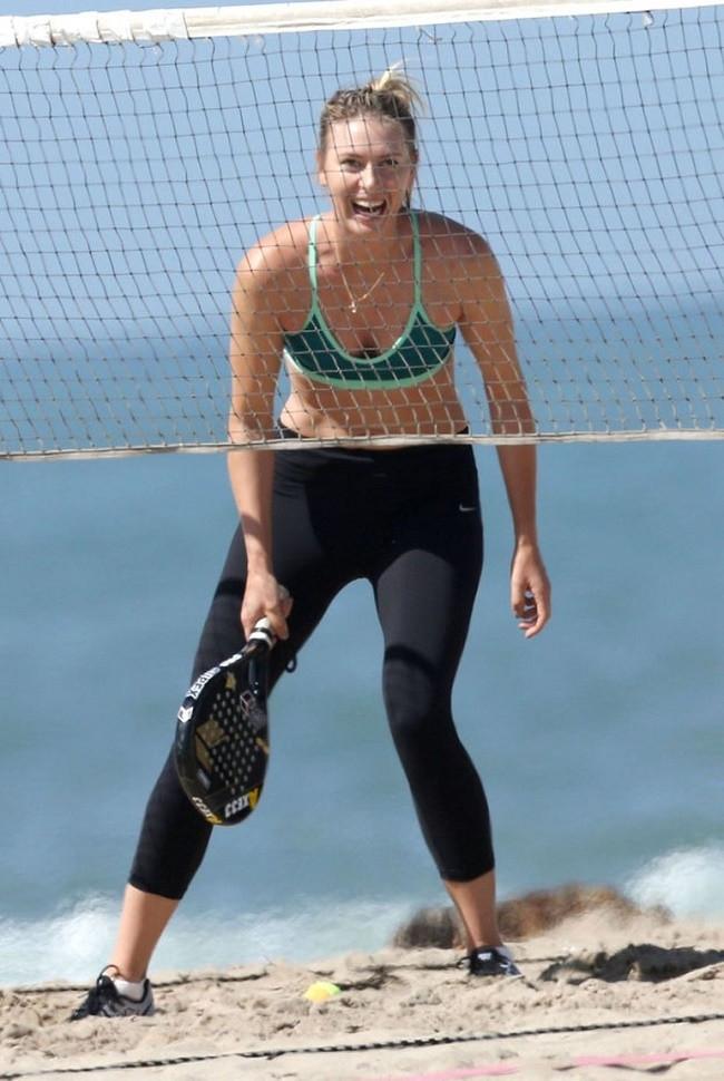 Maria Sharapova 24 saatte 14 milyon dolar kaybetti