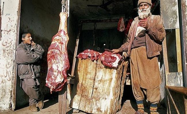 Hunza Türkleri işte tam 165 yıl yaşamalarının sırrı..