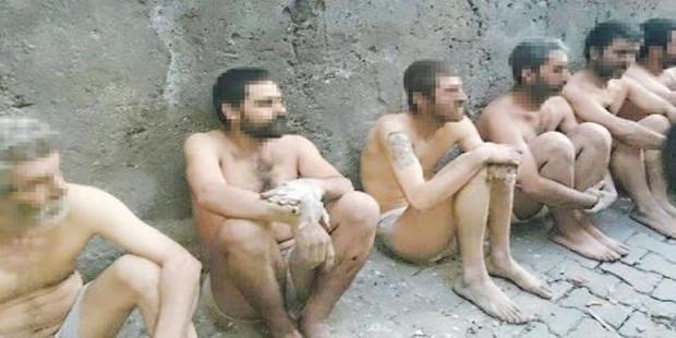 Çıplak halde teslim olan teröristlerden Tahir Elçi itirafı