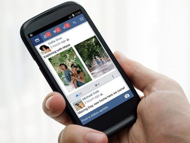 Facebook Lite indirme rekoru kırdı !