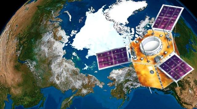 Göktürk-2 Uydusu'ndan Fotoğraflar