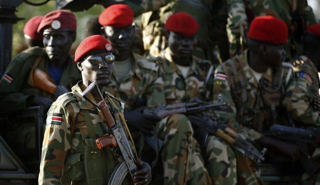 Skandal ! Askerlere tecavüz izni verdiler