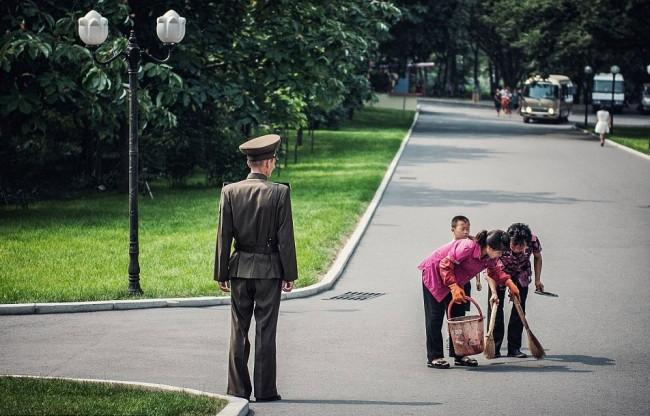 Kuzey Kore liderinin görülmesini istemediği fotoğraflar