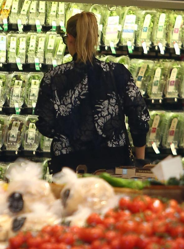 Ünlüler market alışverişinde - 2016