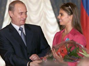 Putin'in gizli sevgilisi yükselişini sürdürüyor
