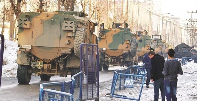 En geniş operasyon Yüksekova'da başlıyor